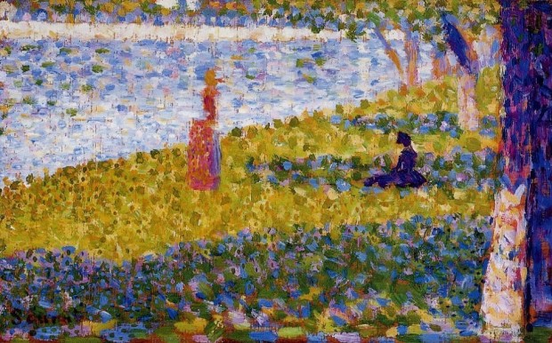 Georges Seurat (1859 -1891)  FRENCH