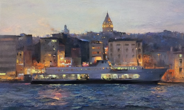 TURGUT UYAR DURMA SUSUZLUĞA Javad Soleimanpour_ Tutt'Art@ (54)