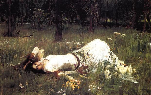 W SHAKESPEARE SONE 14JWW_Ophelia_1889