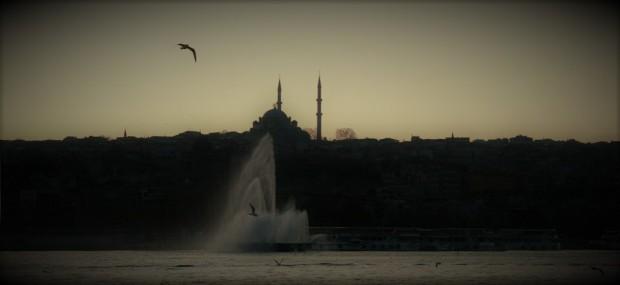 A.M.DIRANAS BİR KAVSİN ALTINDA ŞEHİR sabahattin_kayis_FatihCamii