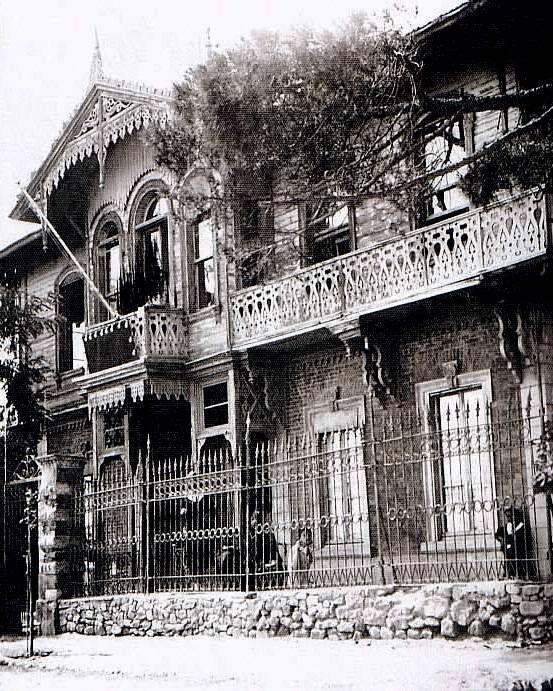 BÜLENT GÜLDAL MAHSUNE HANIM KONAĞI ENDİK'te Bir RUM EVİ PENDİK Palas ( 1889 yangınından önce. )